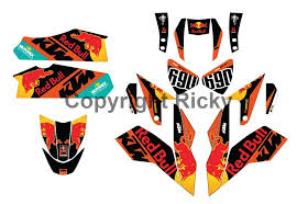 Ktm Duke Custom Decals Graphics New Custom Design Graphics Ktm Duke 690 Naked Bike Vinyl Decals Sticker