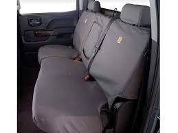 covercraft carhartt seat covers rear