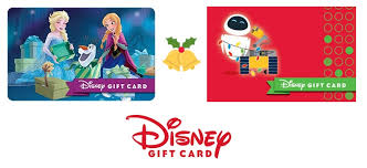 2018 disney holiday gift cards are now