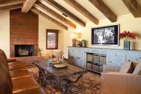 concrete fireplace phx hg traditional