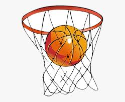 Basketball Clip Art Free On Transparent Png - Basketball Net Clipart ,  Transparent Cartoon, Free Cliparts & Silhouettes - NetClipart