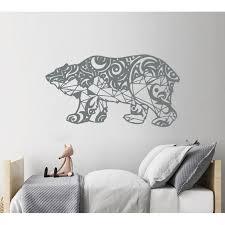 Shop Polar Bear Wall Decal Overstock 32027085