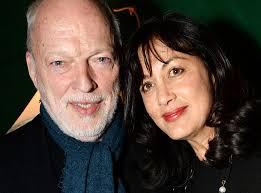 David Gilmour and Polly Samson   Bibliolore
