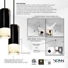wall adjustable pendant light fixture