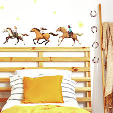 Spirit Riding Free Peel And Stick Wall Decals Walmart Com Walmart Com