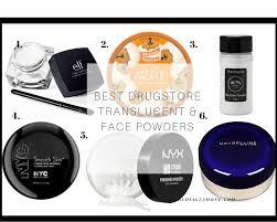 the best translucent powders