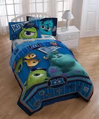 monsters inc bedroom comforter sets