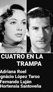 416. CUATRO EN LA TRAMPA ( TELESISTEMA... - Telenovelas latinas: | Facebook