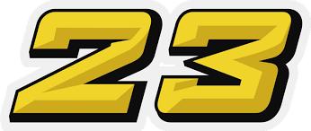 Personalised Race Car Car Sticker Tenstickers