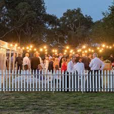 Picket Fence Panels 3 3m Barossa Function Hire