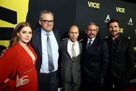 Vice: Amy Adams and Adam McKay interview - The Hot Corn