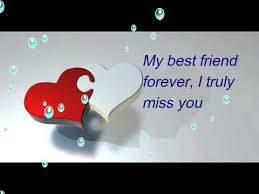 i miss you messages for friends i miss you quotes for friends