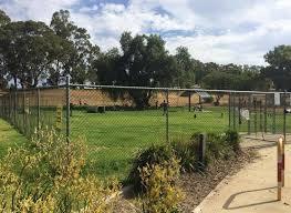 Fully Fenced Dog Exercise Parks
