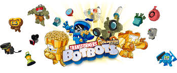 Botbots Goldrush Games Juguetes Y Videos Transformers