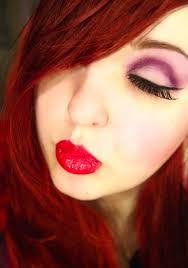 jessica rabbit makeup how to create a