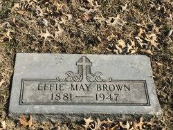 Effie May Yawberry Brown (1881-1947) - Find A Grave Memorial