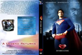 COVERS.BOX.SK ::: Superman Returns (2006) - high quality DVD ...