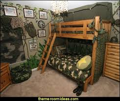 army bedroom boys rooms decorating