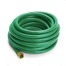 braided garden water pipe hose