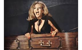 Ingrid Pitt, 1937 - 2010 on Notebook | MUBI