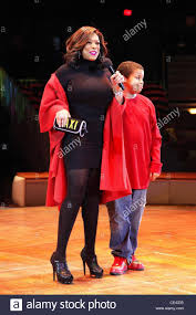 Wendy Williams and her son Kevin ...