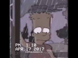 simpson sad xxxtentacion edit🖤