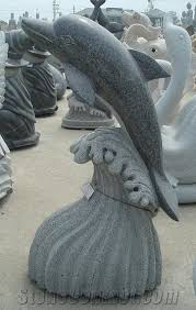 china factory handcarved dolphin