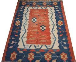 rug turkish kelim rug bathroom rug 4x5