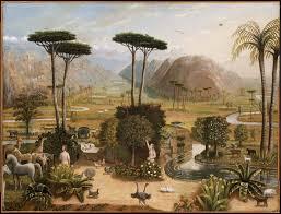 locke and the garden of eden