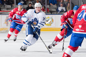 Practice Update: Brooks Adjusting to American League After First Month –  Toronto Marlies