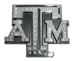 Texas A M University Emblem Bling Sold Out