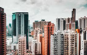 wallpaper city china buildings