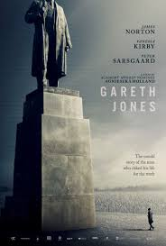 On November 20, Lavra gallery in Kyiv opens an exhibition Gareth Jones. The  Diary dedicated to the prominent British journalist / / Kinorob. A film  production company