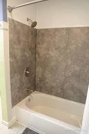 fibergl bathtub