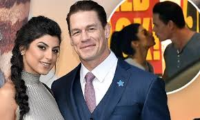 John Cena MARRIES Shay Shariatzadeh in ...