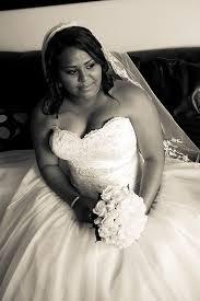 blush hair and makeup wedding