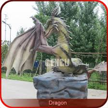 chinese dragon garden statues