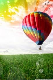 balloon sky ultra hd desktop