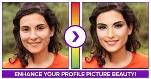 enhance your profile picture beauty