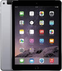 Amazon.com : Apple iPad Air 2 (128GB, Wi-Fi + Cellular, Space Gray)  (Renewed) : Computers & Accessories