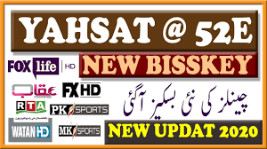YAHSAT @ 52E FOX LIFE HD AND MORE CHANNELS NEW BISS KEY UPDATED 2020 in  2020 | Free online education, Life, Tv app