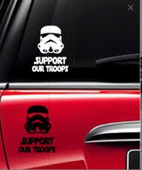 Star Wars Storm Trooper Decal Vinyl Car Window Sticker Yeti Ipad Any Size Ebay