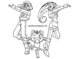 Poka Mon Coloring Pages Coloring Rocks 417pachirisu Pokemon