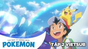 Pokemon Sword And Shield Tập 2 Vietsub Satoshi Và Gou Xông Lên Lugia -  YouTube