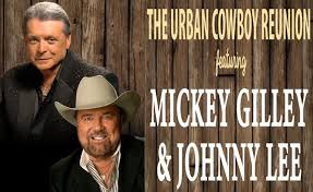 Country Legends Johnny Lee and Mickey Gilley Announce 'Urban Cowboy Reunion  Tour'
