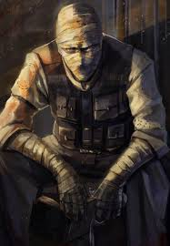 Joshua Graham (The Burned Man) - Concept Art image - Fallout: New Canaan -  Mod DB