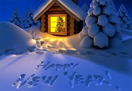 happy new year greetings science