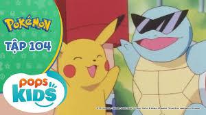 S3] Pokémon Tập 104 - Zenigame và Kamex Quyết Đấu - Hoạt Hình ...