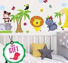 Kids Wall Stickers In Decors