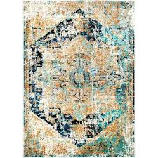 synthetic 18 6 5 x 8 area rugs